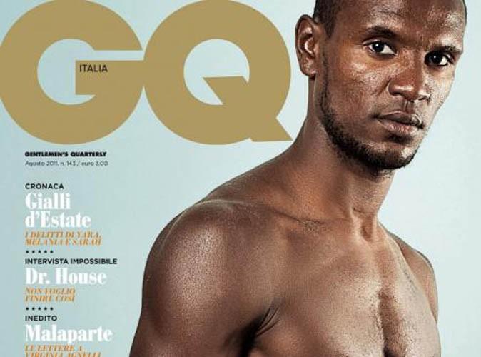 Eric Abidal : le footballeur va mieux et s'affiche courageux en une de GQ !
