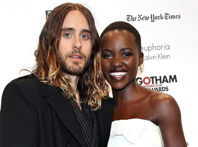 Lupita Nyong'o et Jared Leto en couple ?