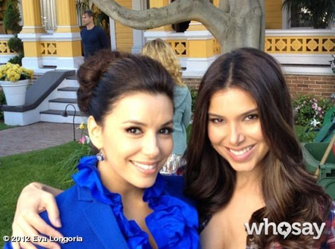 Eva Longoria annonce Roselyn Sanchez dans le final de Desperate Housewives !