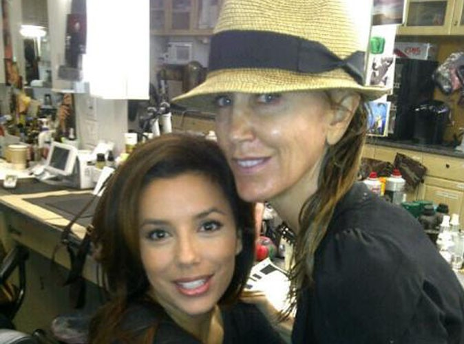 Eva Longoria et Felicity Huffman dans les backstages de Desperate Housewives !