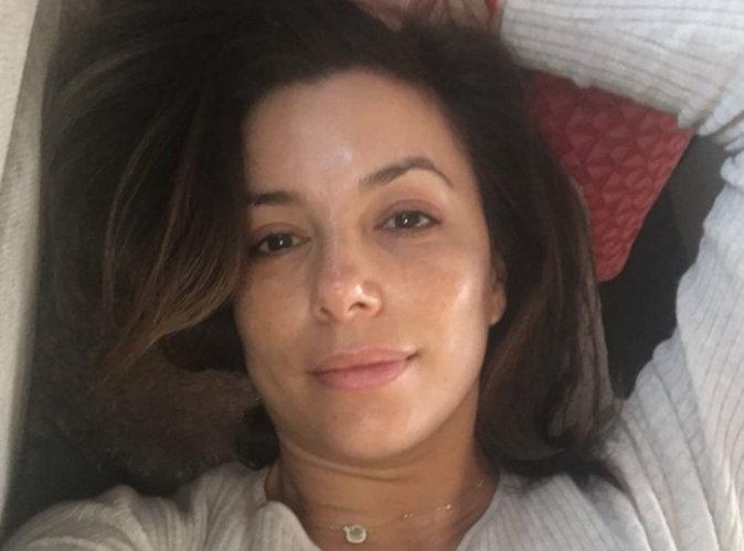 Eva Longoria : le selfie au naturel qui fait le buzz !