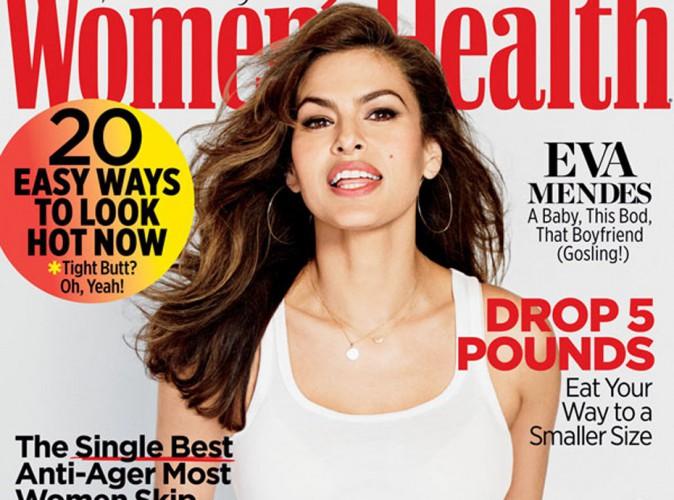Eva Mendes : cover girl de Women's Health, elle avoue ne pas pouvoir se passer de sa fille !