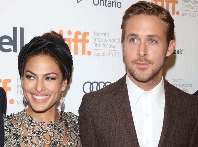 Eva Mendes et Ryan Gosling :