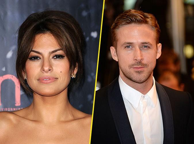 Eva Mendes et Ryan Gosling : leur b�b� s'appelle...