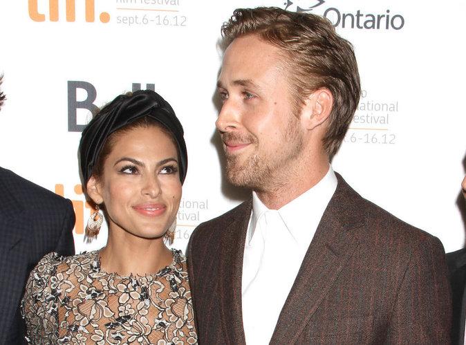 Eva Mendes et Ryan Gosling : Un heureux événement est attendu !