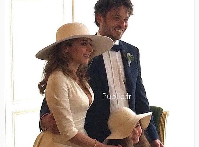 Exclu Public : Julie Zenatti a épousé son compagnon Benjamin Bellecour