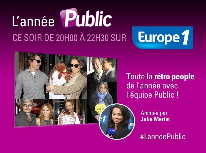 Exclu : La spéciale année Public avec Europe 1, c'est aujourd'hui !