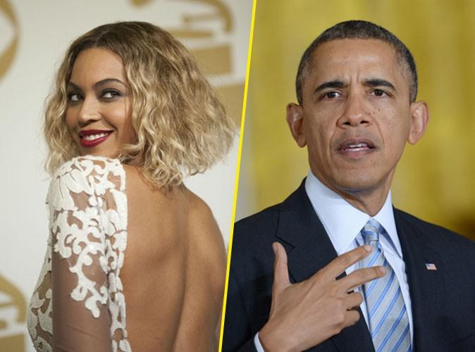 Exclu Public : Beyoncé : découvrez ce que révèle sa lettre manuscrite écrite à Barack Obama !