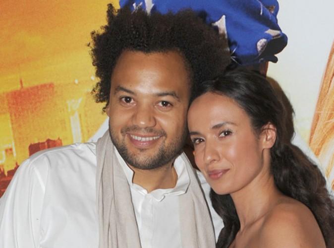 Exclu Public : Fabrice Éboué et Amelle Chahbi : heureux parents, découvrez le prénom de leur baby-boy…
