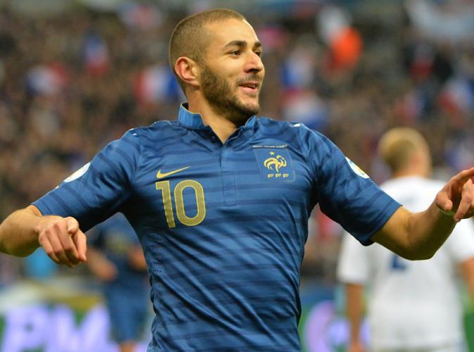 Exclu Public : Karim Benzema : le footballeur est devenu papa !