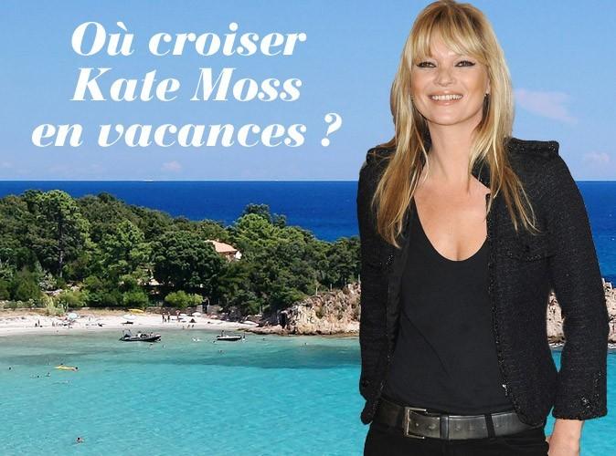 Exclu Public : Kate Moss et Jamie Hince : une escapade en Corse avant le voyage de noces !