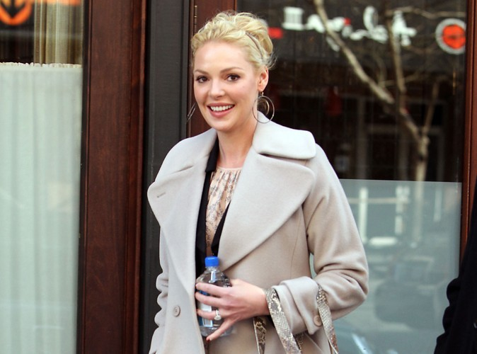 Exclu Public : On a rencontré Katherine Heigl à Paris…