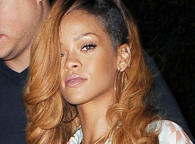 Exclu Public : Rihanna : la sulfureuse chanteuse a rejoint Chris Brown à Paris dans la nuit !