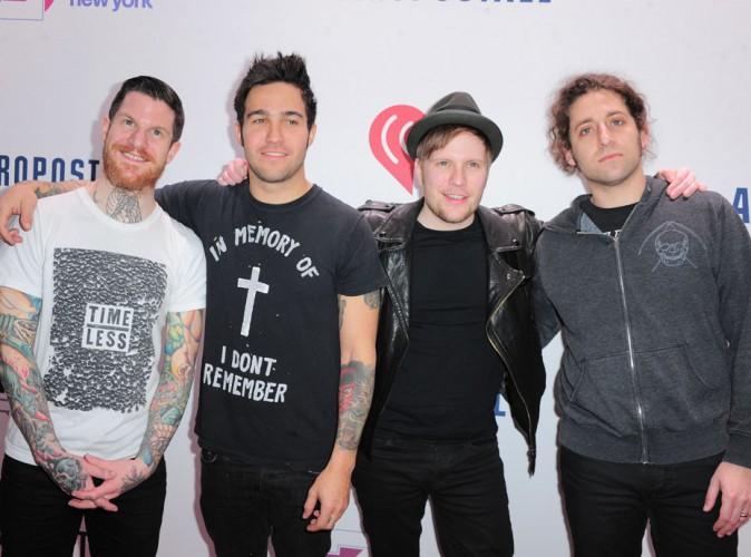 Fall Out Boy : ils composent pour Disney !