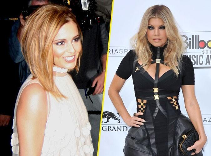 """Fergie : """"Cheryl Cole ne voulait pas divorcer de son ex-mari Ashley cole, mais elle n'a pas eu le choix !"""""""
