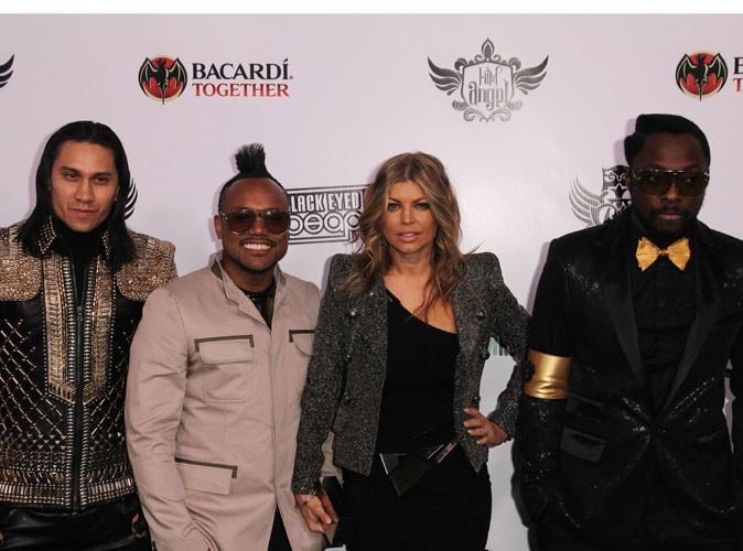 Fergie et les Black Eyed Peas : dévastés par l'annulation de leur concert caritatif !