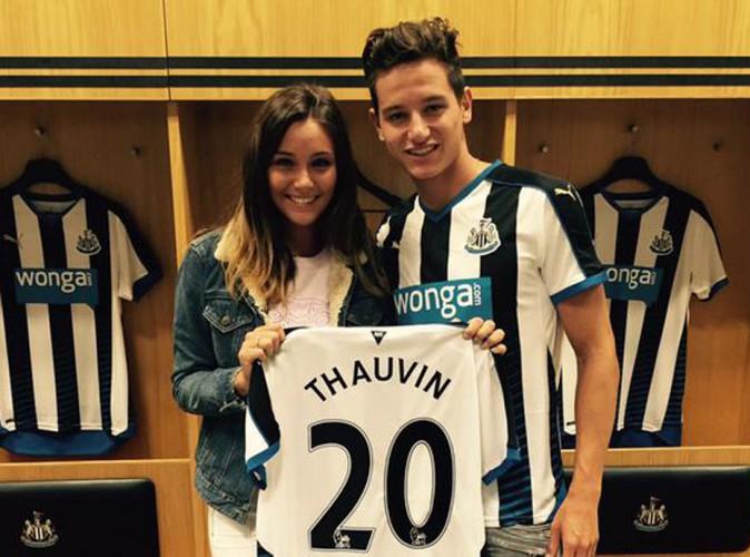 Florian Thauvin s'installe à Newcastle avec sa Miss !
