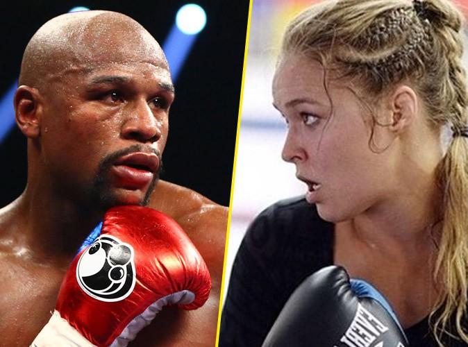 Floyd Mayweather : Le champion a été battu… par une femme !