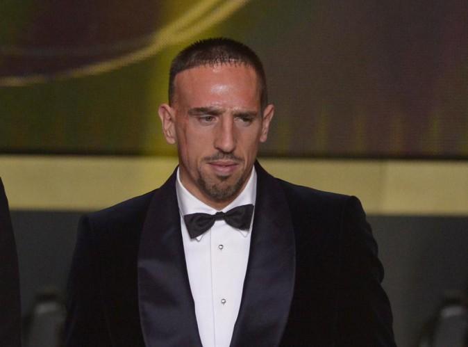 """Franck Ribéry a eu """"la chair de poule"""" en apprenant sa relaxe !"""