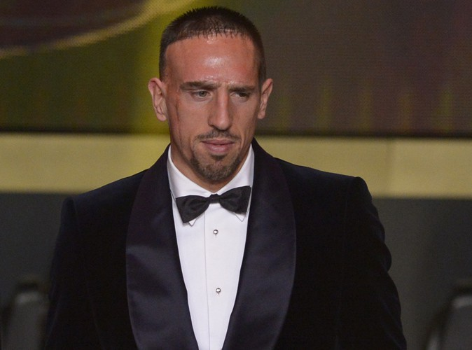 Franck Ribéry : opéré d'un hématome aux fessiers !