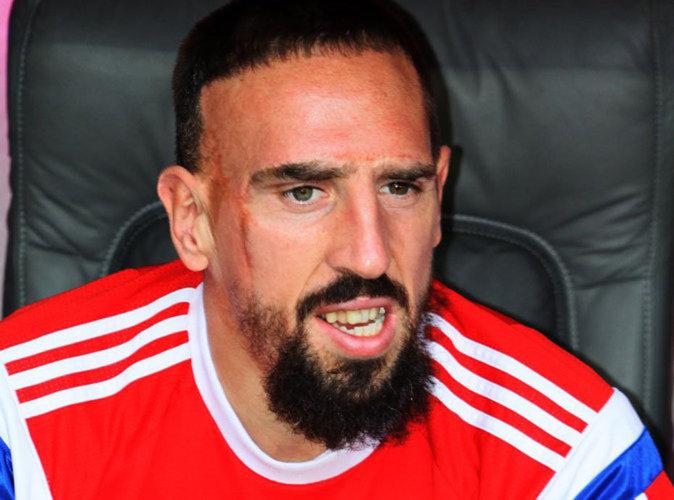 Franck Ribéry réclame 1,5 millions de dollars à CNN !