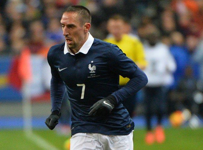 Franck Ribéry : Un retour chez les Bleus, il y songe !