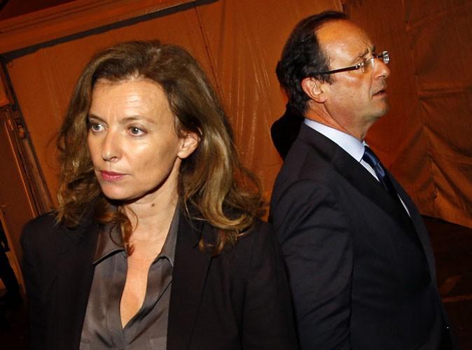 François Hollande et Valérie Trierweiler : leur rupture devrait être officialisée aujourd'hui !