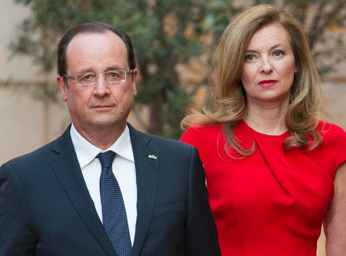 "François Hollande : ""Valérie Trierweiler va mieux"" !"