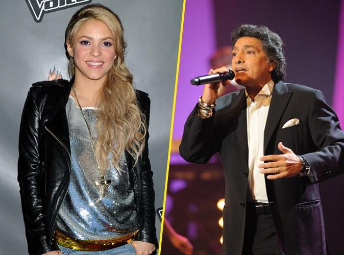 """Frédéric François : """"Si je devais faire un duo, ce serait avec Shakira !"""""""
