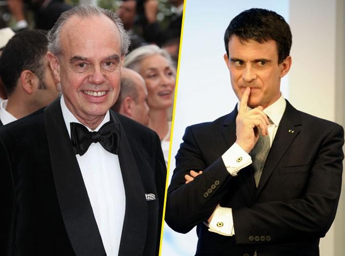 """Frédéric Mitterand : """"J'ai fait des rêves érotiques avec Manuel Valls, c'était vachement bien!"""""""