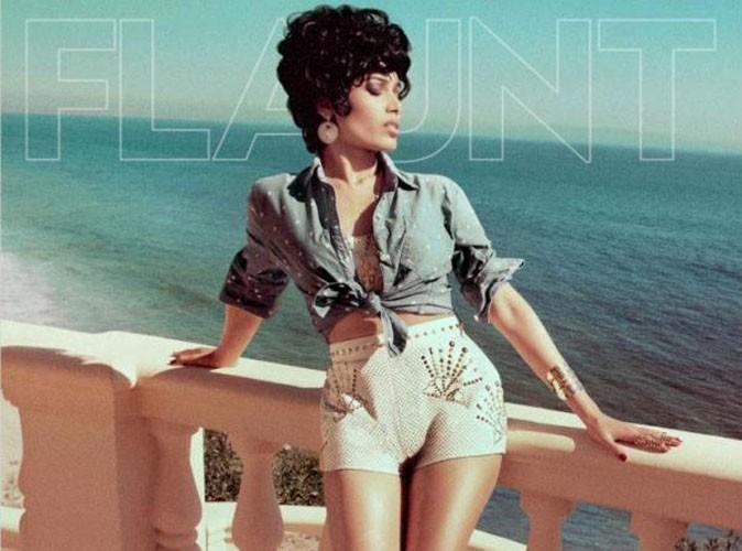 Freida Pinto : une beauté rétro et dangereusement sexy pour Flaunt Magazine !
