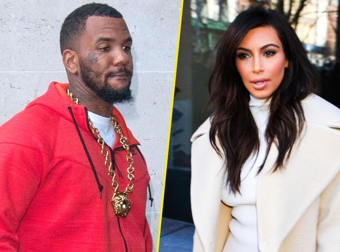 Game : le rappeur révèle être sorti avec Kim Kardashian !