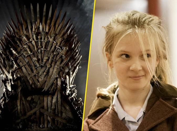 Game of Thrones : une petite nouvelle débarque à Westeros !