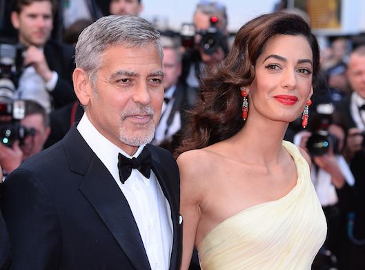 George Clooney : Amal le prend pour un paysan!