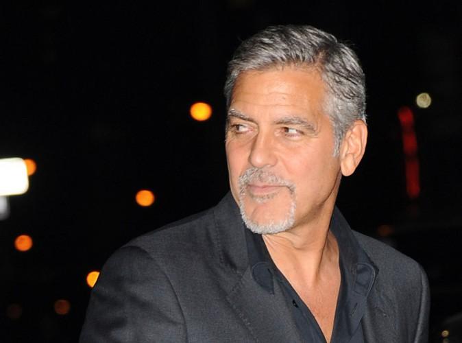 George Clooney est fier d'être le faire-valoir de sa femme Amal !