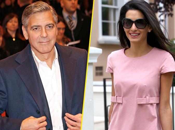 George Clooney et Amal Alamuddin : autorisés à se marier !