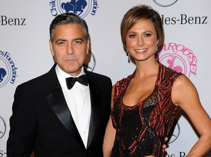 George Clooney : il offre un rôle à sa chérie !