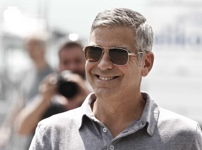 George Clooney : il se met aux enchères pour soutenir la cause gay…