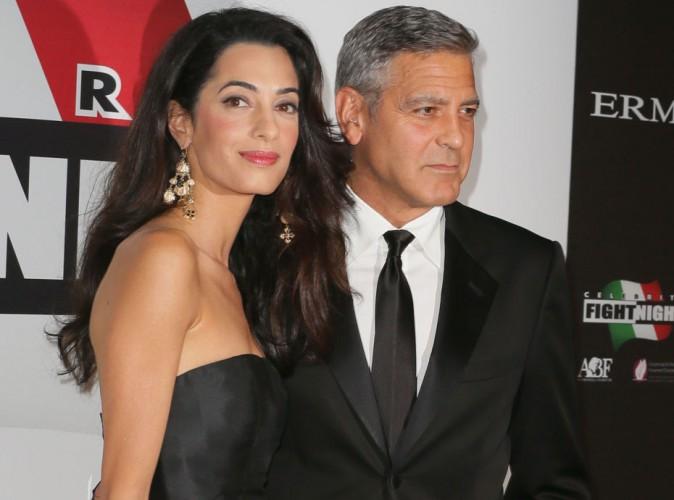 George Clooney : un premier mariage à Londres demain ?