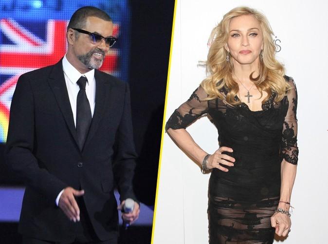 """George Michael : """"Madonna m'a ignoré la première fois où nous nous sommes rencontrés…"""""""