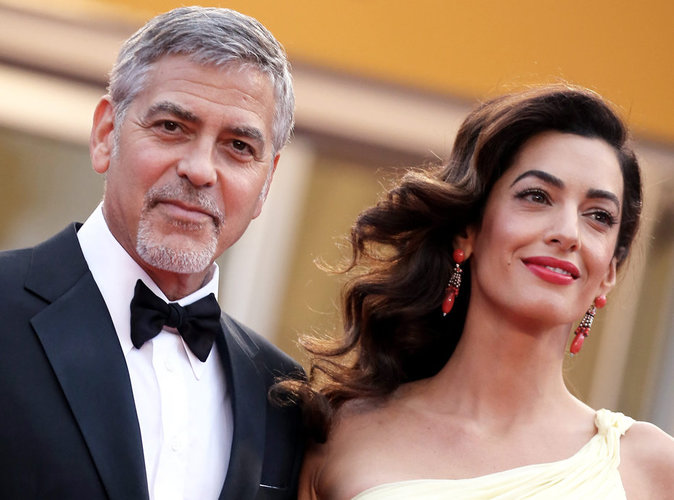 Georges Clooney : Un parfait gentleman pour ses deux ans de mariage avec Amal !