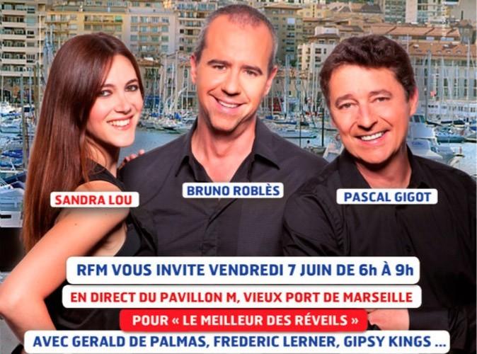 Gérald De Palmas, Frédéric Lerner, Gipsy Kings : en direct du Vieux Port de Marseille avec RFM, vendredi 7 juin dès 6h !