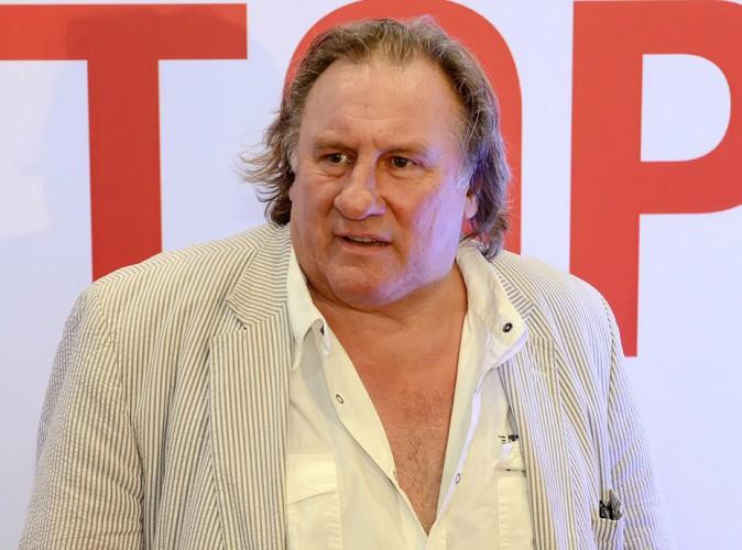 Gérard Depardieu fait son grand retour à l'écran !