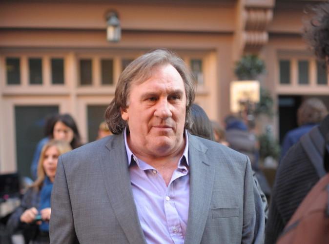 """Gérard Depardieu : """"Il emmerde tout le monde"""""""