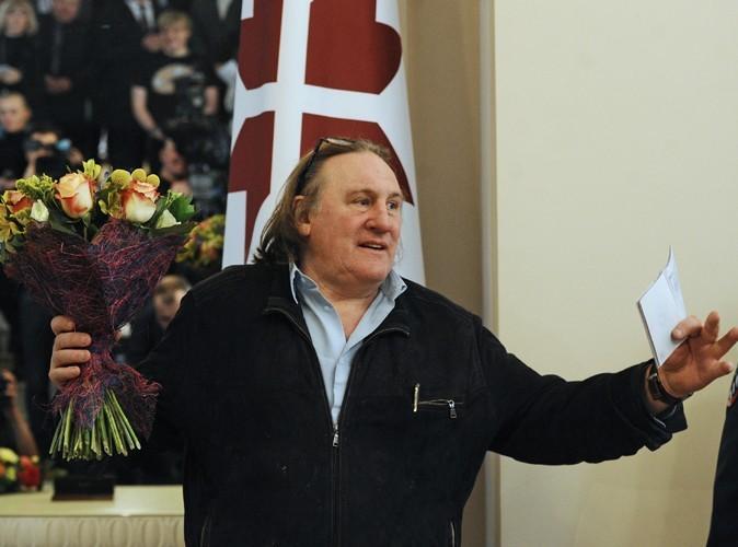 Gérard Depardieu : il n'a jamais acheté de maison à Néchin !