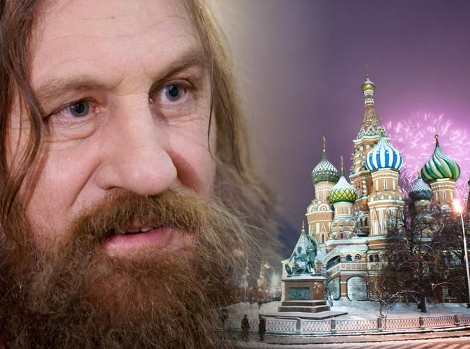 Gérard Depardieu : il vient d'arriver en Russie pour rencontrer Poutine !