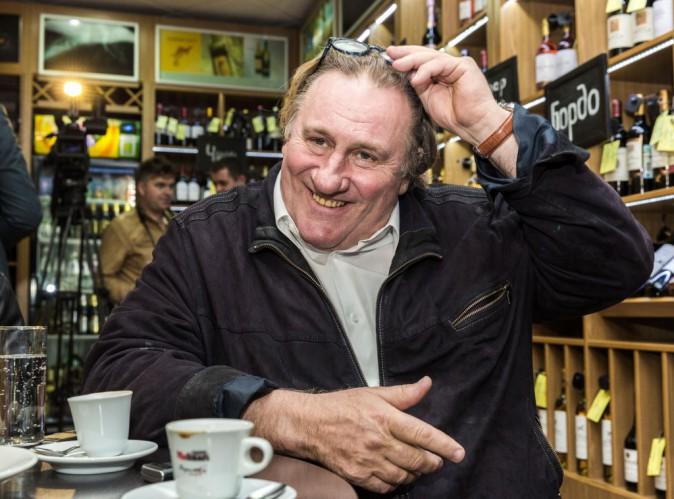"""Gérard Depardieu : """"Je suis un privilégié !"""""""