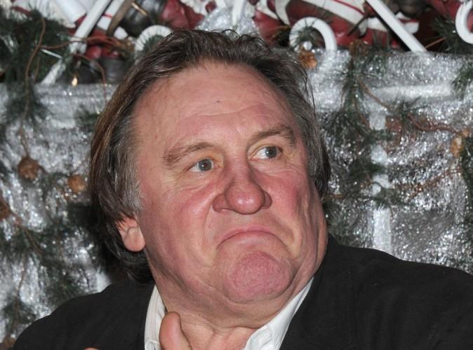 Gérard Depardieu : l'acteur a agressé le gérant d'un bar le soir de Noël à cause… du bruit !