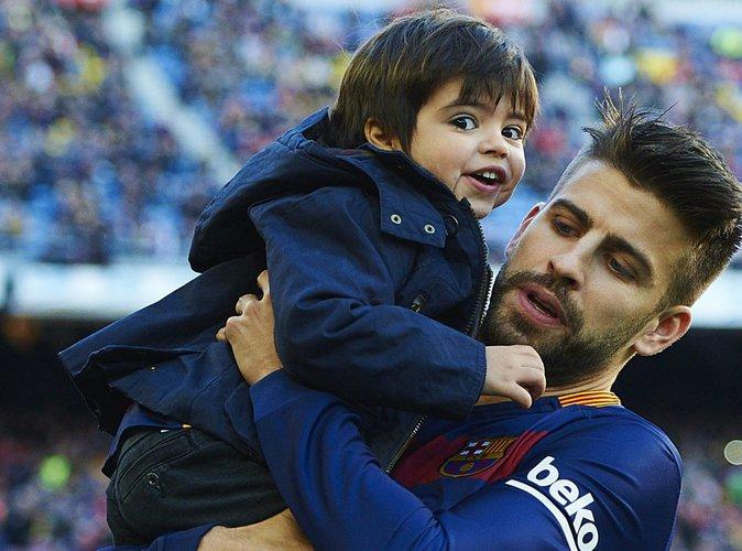 Gerard Piqué : Son fils Milan prêt à lui briser le coeur ?
