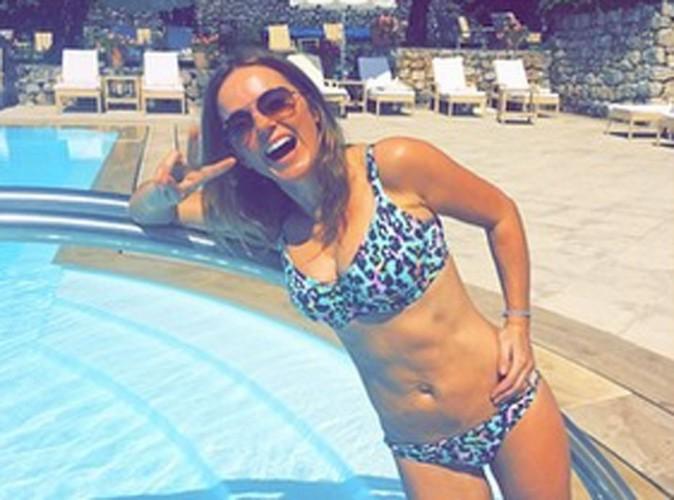 Geri Halliwell révèle son parfait bikini body en lune de miel !